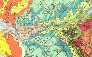 Mapa geologico 1,50000