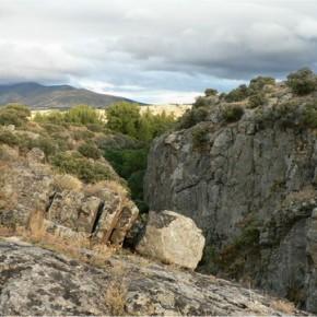 La Risca del Río Moros en Valdeprados, segunda ruta de invierno de la Diputación