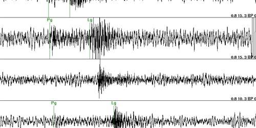 ¿Terremotos en Segovia?