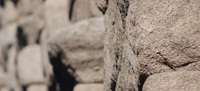 """El """"granito"""" del acueducto"""