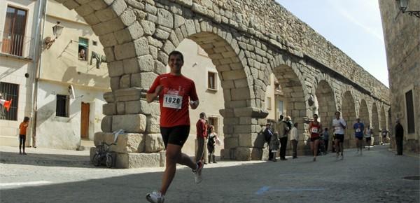 Descubre la geología de Segovia ¡Corriendo!