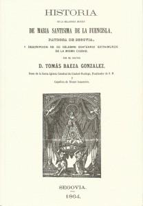 Portada Baeza (1864), Historia Fuencisla