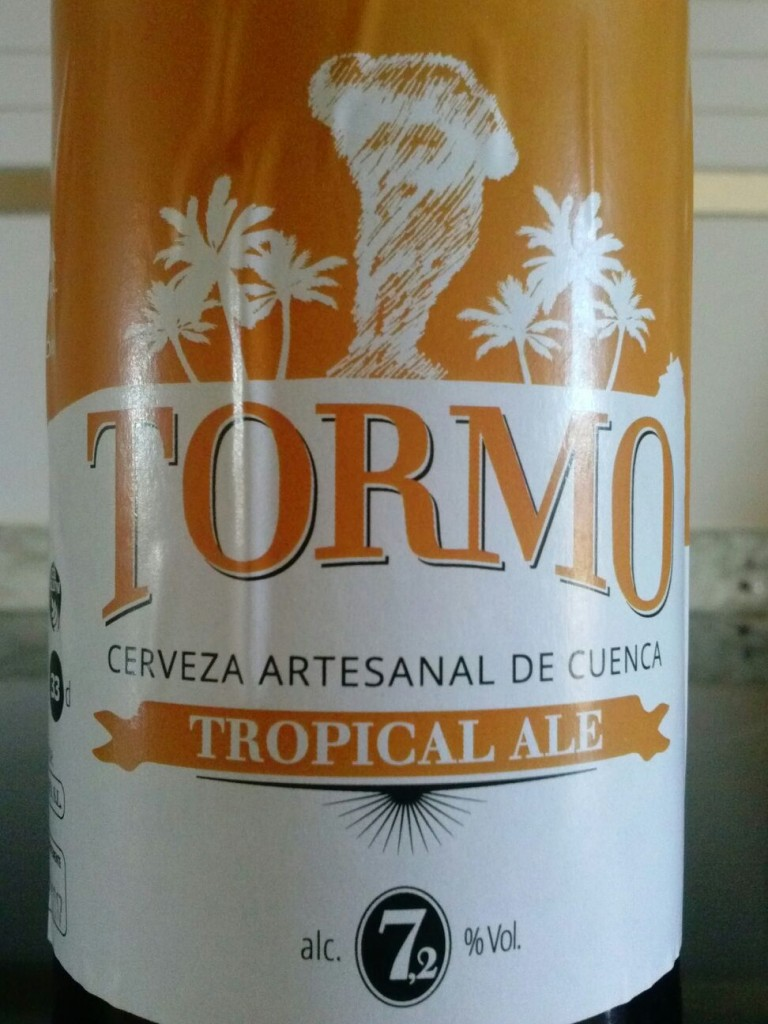 Cerveza artesana Tormo, Cuenca