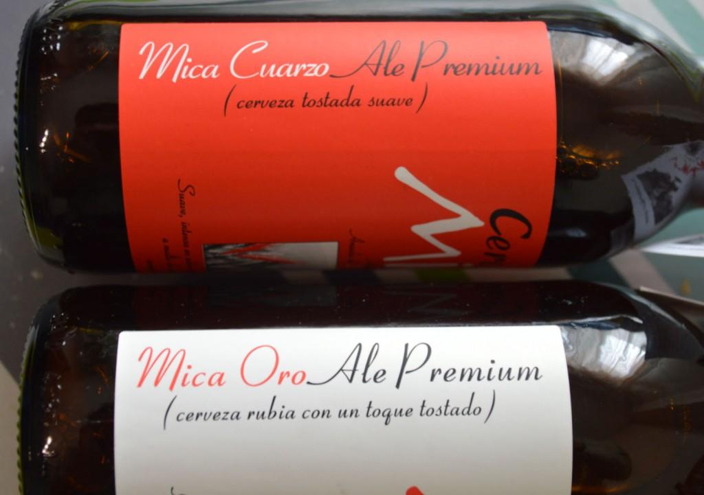 Variedades cerveza Mica