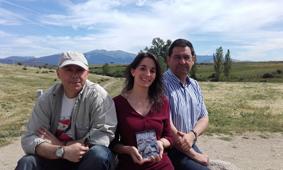 Autores Piedras de Guadarrama