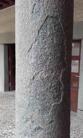 Geo-Titirimundi, Patio de Abraham Senior 3