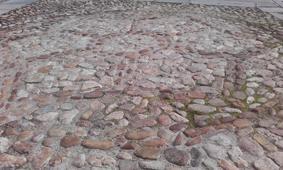 Geo-Titirimundi, Patio de Abraham Senior 4