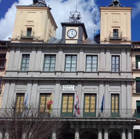Geo-Titirimundi, Plaza Mayor 6