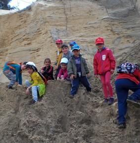 Geoactividades de Segovia Educa en Verde por Navidad 2019