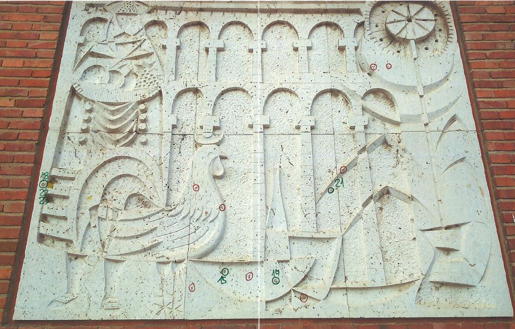 Cultura a un paso de caracol 03a, Geologia de Segovia