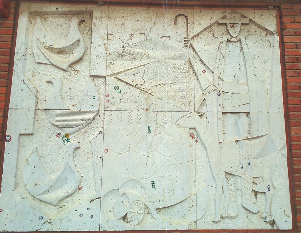 Cultura a un paso de caracol 03b, Geologia de Segovia