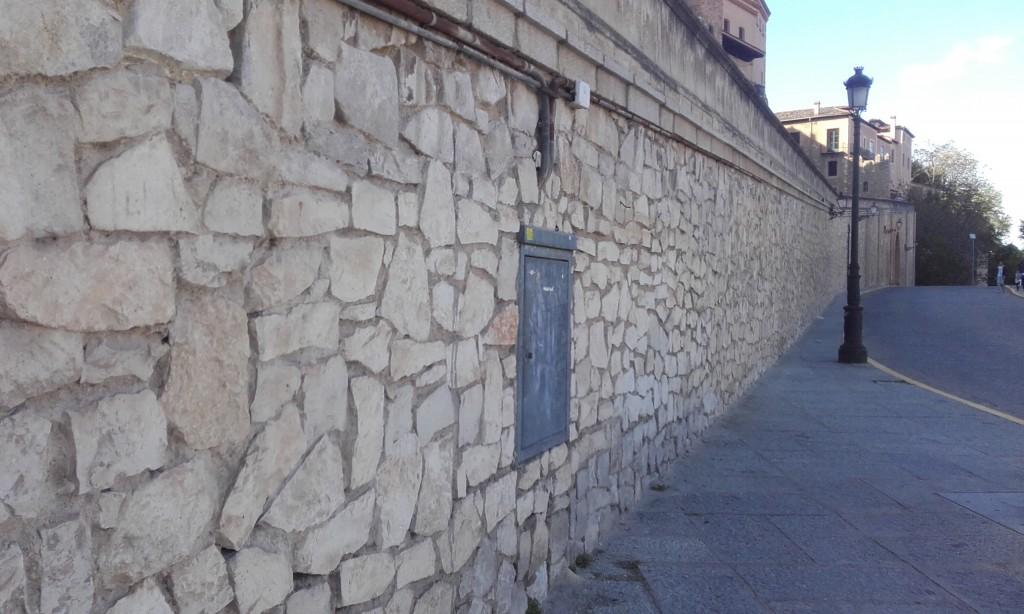 Cultura a un paso de caracol 25, Geologia de Segovia