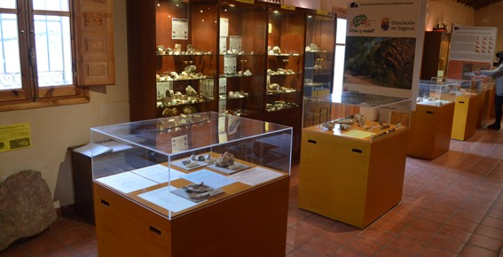 Museo municipal de minerales, rocas y fósiles de Valseca [m3rf Valseca]
