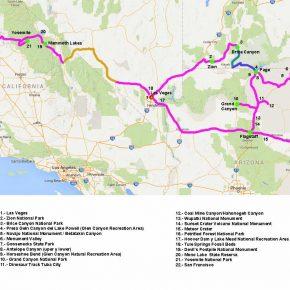 Expedición Geológica a Estados Unidos (AEPECT)