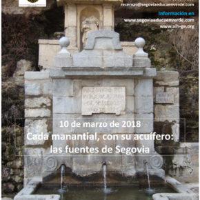 ¡Ahora también tenemos HIDROGEODÍA Segovia 2018!