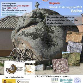 Geolodía Segovia 2019