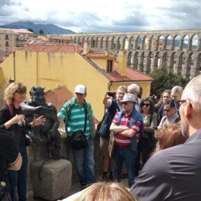 Segovia, modelo del uso de las tecnologías de la información para las geociencias.