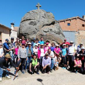 Éxito del Geolodía 2019 en Balisa (Segovia)