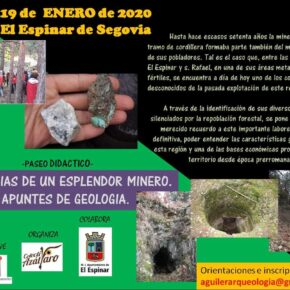 Memorias de un esplendor minero.